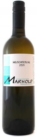 Welschriesling  2015 / Marhold