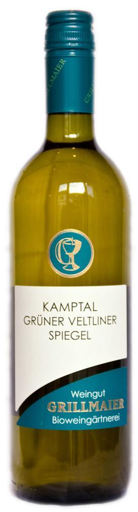 Grüner Veltliner Kamptal dac Spiegel 2017 / Grillmaier