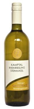 Riesling Kamptal dac Steinmassl 2016 / Grillmaier
