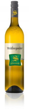 Weißburgunder  2017 / Sabathihof Dillinger