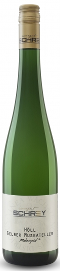 Muskateller Qualitätswein, Ried Höll 2018 / Rudi Schrey