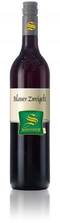 Blauer Zweigelt Klassik 2016 / Sabathihof Dillinger