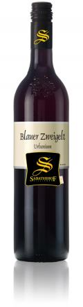 Blauer Zweigelt Pössnitzberg 2015 / Sabathihof Dillinger