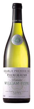 CHABLIS Vaulorent 1er Cru 2015 / Domaine William Fèvre