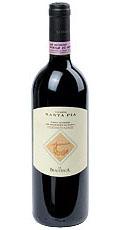 Santa Pia Vino Nobile di Montepulciano DOCG 2015 / Fattoria La Braccesca
