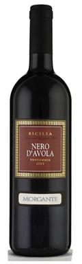Nero d`Avola  IGT Sicilia 2015 / Morgante SLR