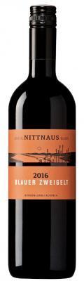 Blauer Zweigelt  2016 / Nittnaus Anita/Hans