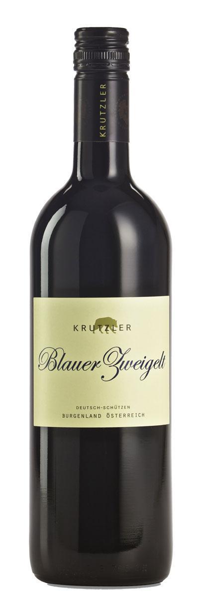 Blauer Zweigelt  2018 / Krutzler