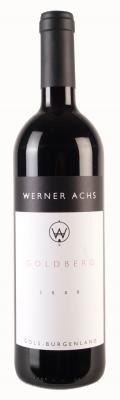 Blauer Zweigelt Goldberg  2017 / Achs Werner