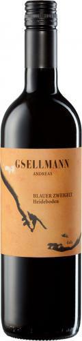 Blauer Zweigelt Heideboden 2015 / Gsellmann Hans
