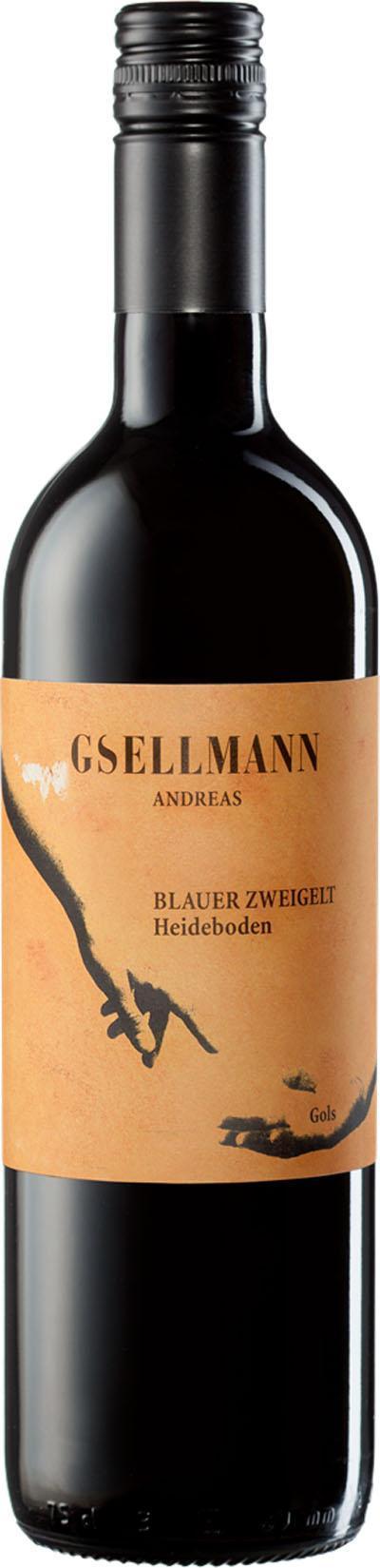 Blauer Zweigelt Heideboden 2016 / Gsellmann Hans