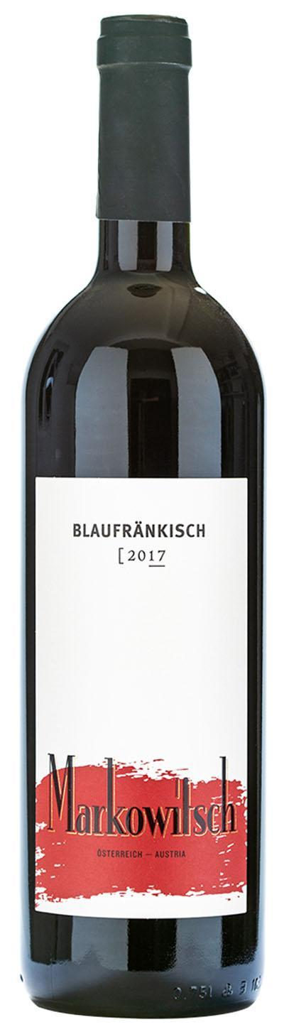 Blaufränkisch  2017 / Markowitsch
