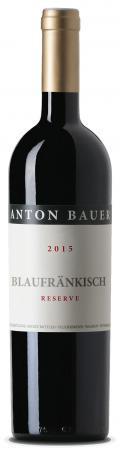 Blaufränkisch Reserve  2015 / Anton Bauer