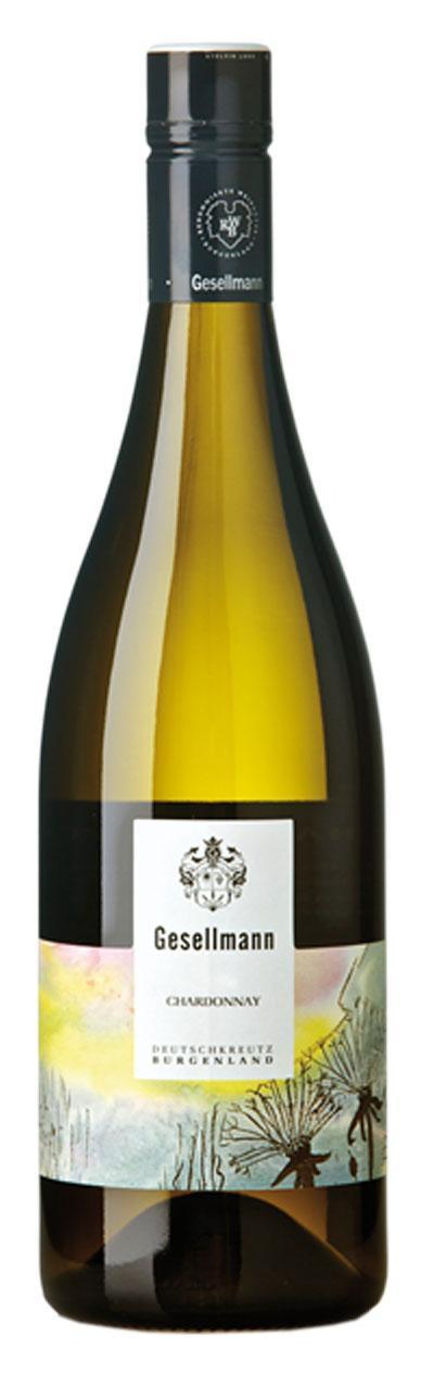 Chardonnay  2017 / Gesellmann