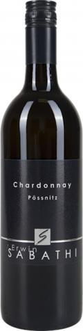 Chardonnay Pössnitz 2015 / Sabathi Erwin