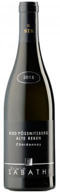 Chardonnay Pössnitzberg Alte Reben Große STK Lage 2017 / Sabathi Erwin