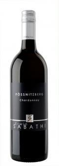 Chardonnay Pössnitzberg Grosse STK Lage 2014 / Sabathi Erwin