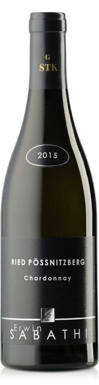 Chardonnay Ried Pössnitzberg Grosse STK Lage 2016 / Sabathi Erwin