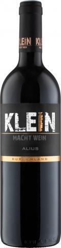Cuvee Alius 2015 / Klein Jacqueline