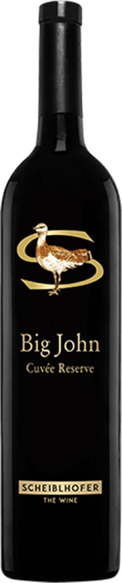 Cuvee Big John Reserve 2016 / Scheiblhofer Johann