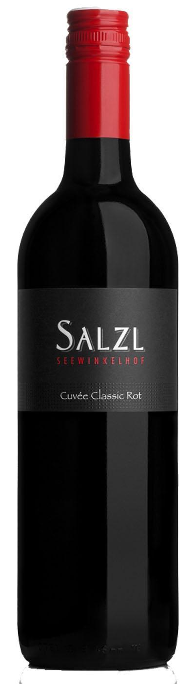 Cuvee Classic Rot  2018 / Salzl