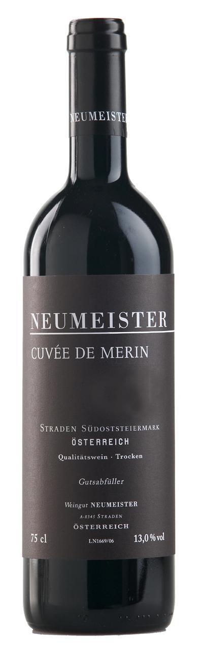 Cuvee de Merin 2015 / Neumeister