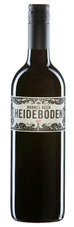Cuvee Heideboden Rot 2017 / Reeh Hannes