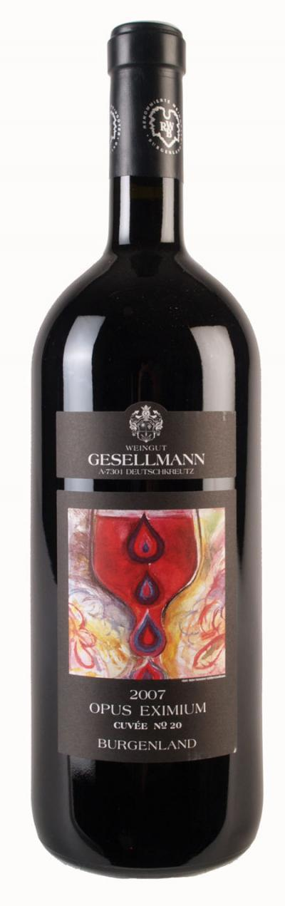 Cuvee Opus Eximium Nr. 29 2017 / Gesellmann