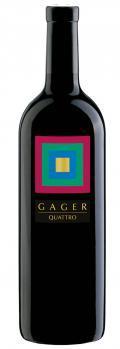 Cuvee Quattro 2015 / Gager