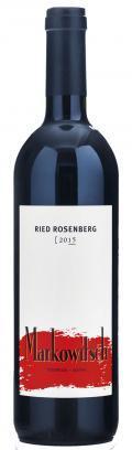 Cuvee Ried Rosenberg 2015 / Markowitsch