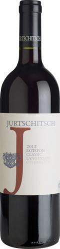 Cuvee Rotspon Classic 2014 / Jurtschitsch