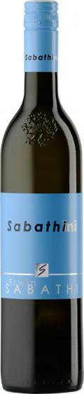 Cuvee Sabathini 2017 / Sabathi Erwin