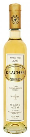 Cuvee TBA No. 1 2003 / Kracher