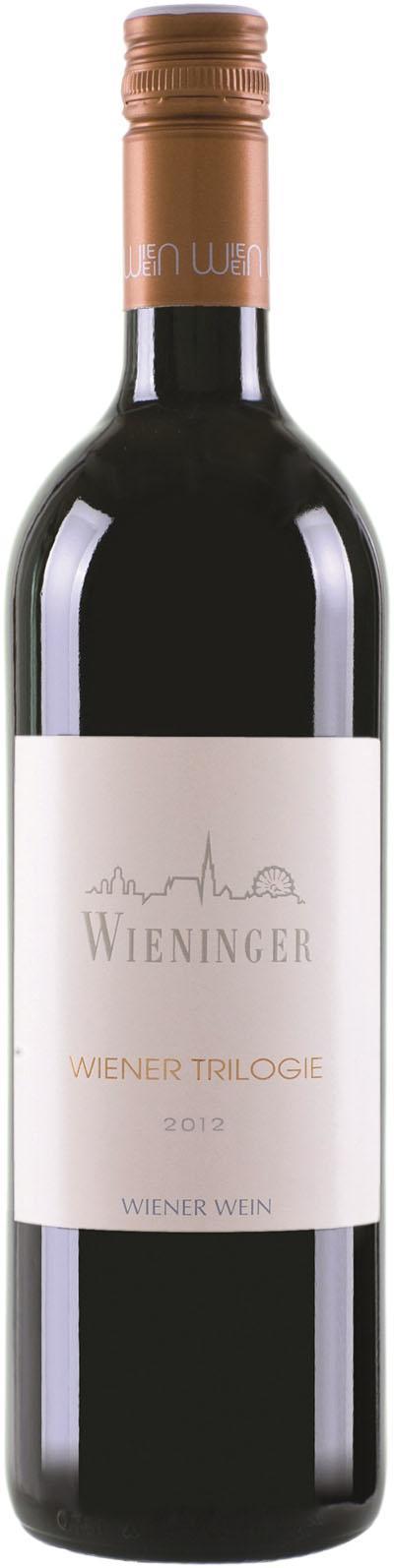 Cuvee Wiener Trilogie 2015 / Wieninger