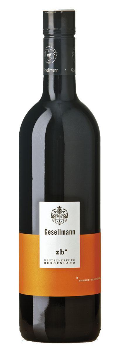 Cuvee Zb 2017 / Gesellmann