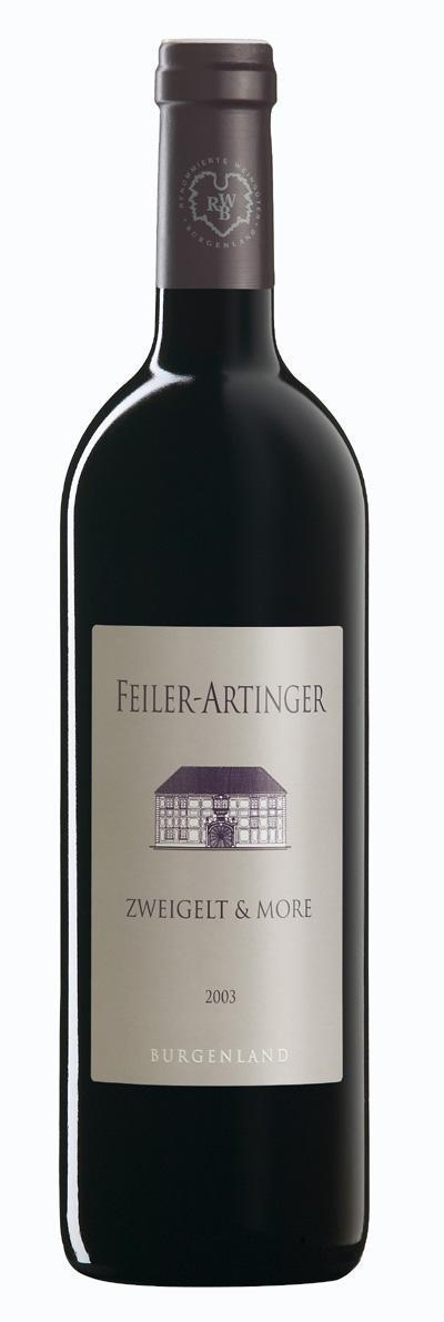 Cuvee Zweigelt & More 2012 / Feiler Artinger