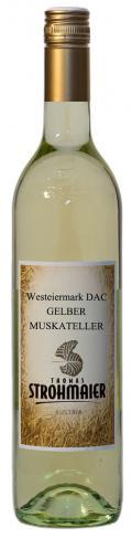 Gelber Muskateller Weststeiermark DAC 2019 / Strohmaier Thomas