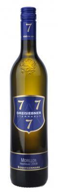 Gelber Traminer Hochsulz Reserve 2013 / Dreisiebner