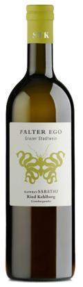 Grauburgunder Falter Ego Ried Kehlberg 2017 / Sabathi Hannes