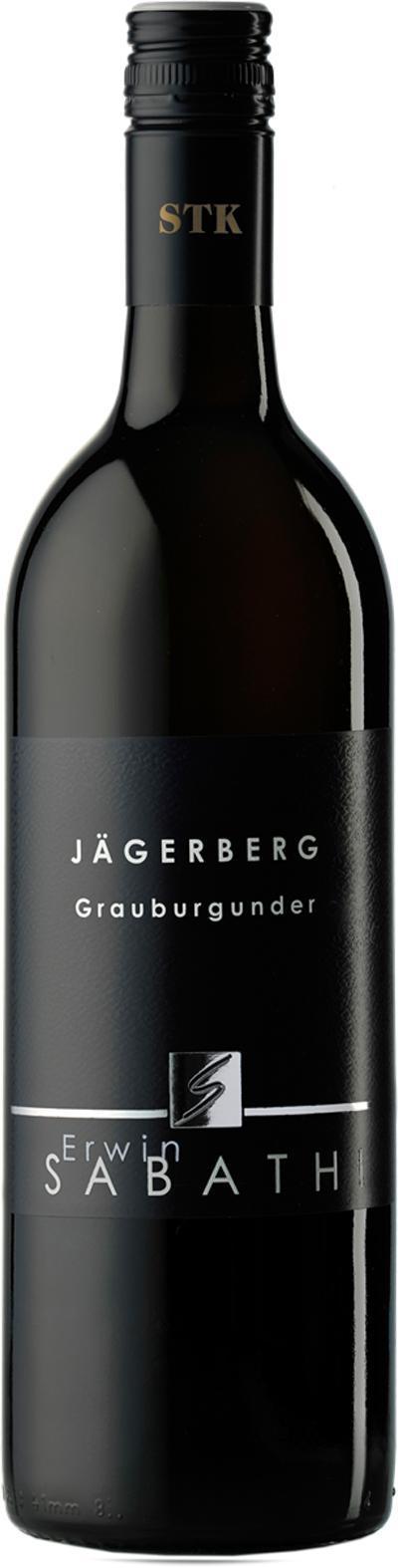 Grauburgunder Jägerberg Erste STK  2018 / Sabathi Erwin