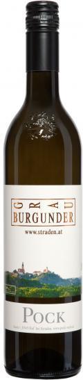 Grauburgunder Selection Straden DAC 2020 / Pock