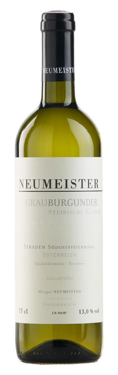Grauburgunder Staden Vulkanland DAC  2019 / Neumeister