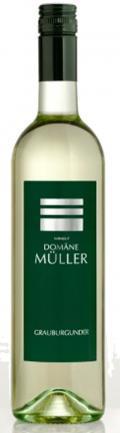 Grauburgunder Weststeiermark DAC 2018 / Domäne Müller