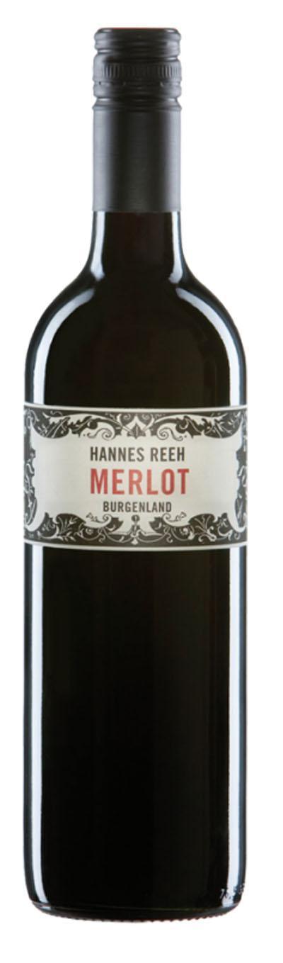 Merlot Haus & Hof 2019 / Reeh Hannes
