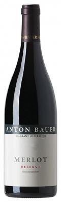 Merlot Reserve Limited Edition 2016 / Anton Bauer