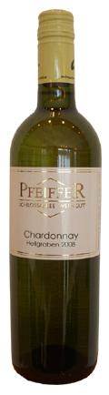 Chardonnay Hellgraben 2011 / Pfeiffer