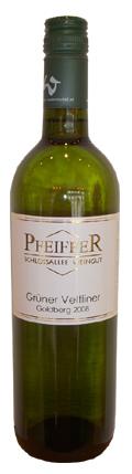 Grüner Veltliner Weinviertel DAC Goldberg 2011 / Pfeiffer