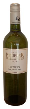 Riesling Hellgraben 2011 / Pfeiffer