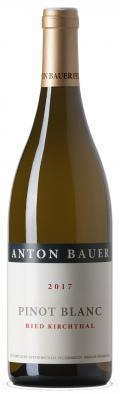 Pinot Blanc Kirchthal  2017 / Anton Bauer