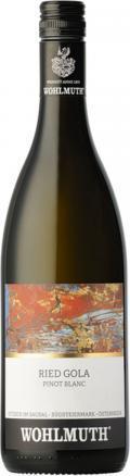Pinot Blanc Ried Gola 2017 / Wohlmuth Gerhard
